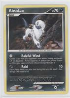 Absol [NoneNoted]