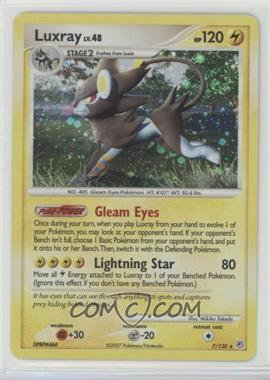 2007 Pokémon EX Diamond & Pearl - Booster Pack [Base] #7 - Luxray