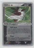 Shiftry ex [Noted]