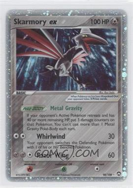2007 Pokémon EX Power Keepers - Base Set #98 - Skarmory ex