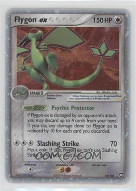 2007 Pokémon EX Power Keepers - Booster Pack [Base] #94 - Flygon ex