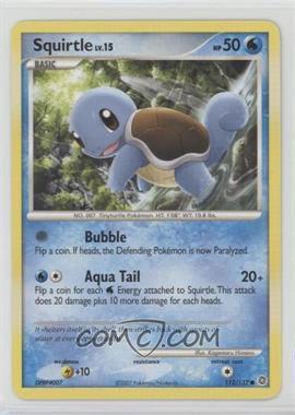 2007 Pokémon Secret Wonders - Booster Pack [Base] #112 - Squirtle