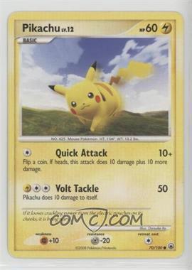 2008 Pokémon Diamond & Pearl - Majestic Dawn - Booster Pack [Base] #70 - Pikachu