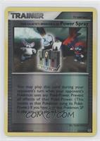 Team Galactic's Invention G-103 Power Spray