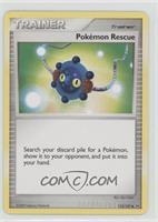 Pokemon Rescue