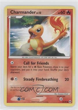 2009 Pokémon Arceus - Booster Pack [Base] #59 - Charmander