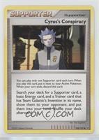 Cyrus's Conspiracy