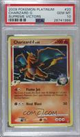 Charizard G [PSA 10 GEM MT]