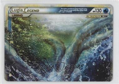 2010 Pokémon HeartGold & SoulSilver - Base Set #113 - Lugia Legend