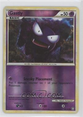 2010 Pokémon Triumphant - Booster Pack [Base] - Reverse Foil #63 - Gastly