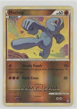 2010 Pokémon Triumphant - Booster Pack [Base] - Reverse Foil #67 - Machop