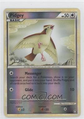 2010 Pokémon Triumphant - Booster Pack [Base] - Reverse Foil #71 - Pidgey