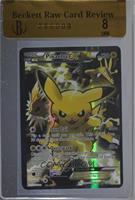 Pikachu EX [BRCR8]