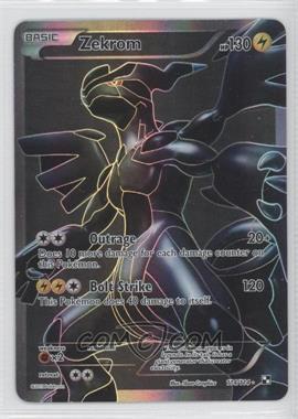 2011 Pokémon Black & White - Booster Pack [Base] #114.1 - Zekrom