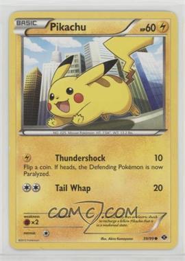 2012 Pokémon Black & White - Next Destinies - Expansion Set [Base] #39 - Pikachu