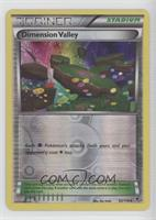 Dimension Valley