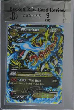 2014 Pokémon Flashfire - Base Set #69 - Mega Charizard EX [BRCR 9]