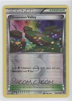 Dimension Valley