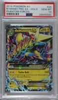 M Manectric EX [PSA 10 GEM MT]