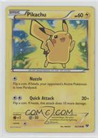 Pikachu (Foil) [Noted]