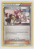 Pokemon Center Lady [PoortoFair]