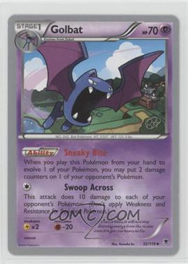 2015 Pokémon - World Championships Decks #32 - Golbat