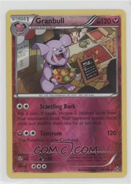 2015 Pokémon BreakTHROUGH - Base Set - Reverse Foil #99 - Granbull