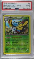 Beautifly [PSA 9 MINT]