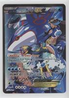 Team Aqua's Kyogre EX (Full Art)