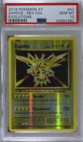 Zapdos [PSA 10 GEM MT]