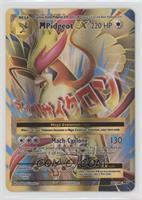 M Pidgeot EX (Full Art Holo)