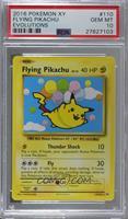 Flying Pikachu [PSA10GEMMT]