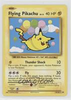 Flying Pikachu