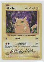 Pikachu (Cracked Ice Holo)