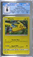 Pikachu (Sequin Holo - General Mills Sun & Moon) [CGCGaming6]