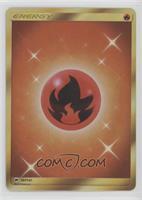 Fire Energy (Secret Rare)