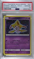 Shining Jirachi [PSA 10 GEM MT]