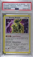 Shining Arceus [PSA 10 GEM MT]