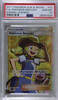 Pokemon Breeder [PSA10GEMMT]