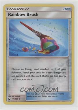 2018 Pokémon Sun & Moon - Celestial Storm - [Base] - Reverse Foil #141 - Rainbow Brush