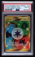 Unit Energy GFW (Secret Rare) [PSA10GEMMT]