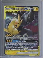 Pikachu & Zekrom GX