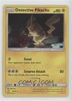Detective Pikachu (Holo)