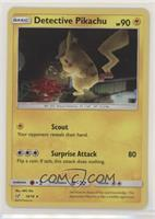 Detective Pikachu (Holo) [Noted]