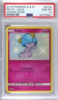 Ralts [PSA 10 GEM MT]