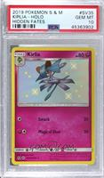 Kirlia [PSA 10 GEM MT]