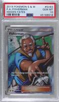 Fisherman [PSA 10 GEM MT]