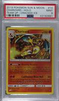 Charizard (Cracked Ice Holo) [PSA 9 MINT]