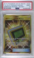 Electromagnetic Radar [PSA 9 MINT]