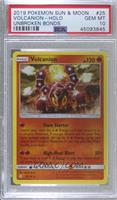 Volcanion [PSA 10 GEM MT]